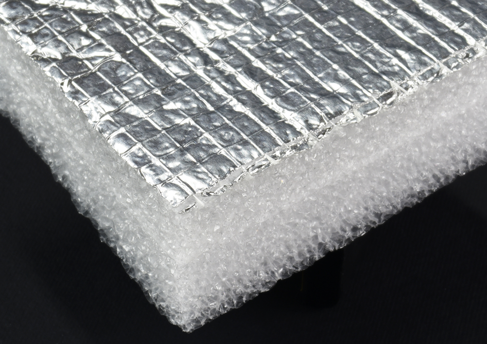 Isolamento in PE con alluminio